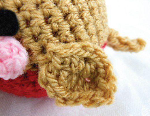 Новогодние игрушки крючком-плетение крыльев