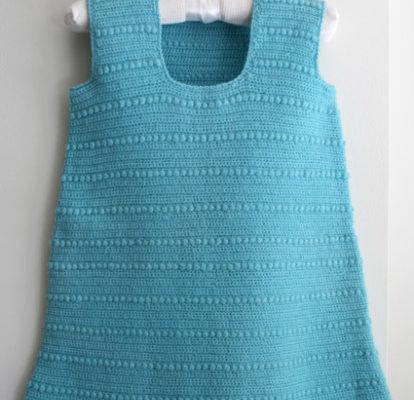 Летнее платье «пузырьки» от Коко - 1