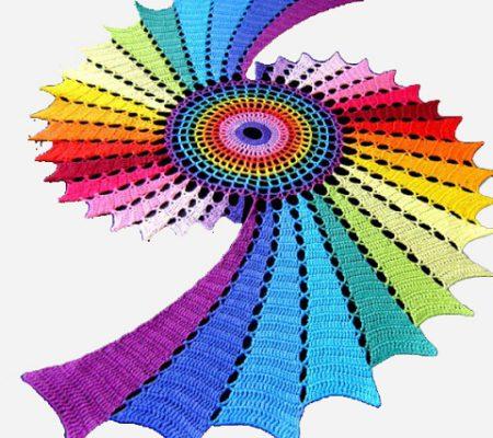 схемы салфеток вязание крючком бесплатные схемы уроки и мастер