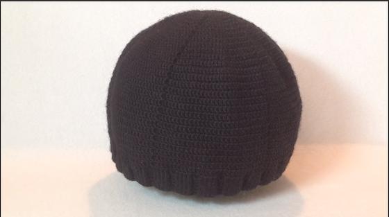 Теплая шапка 5