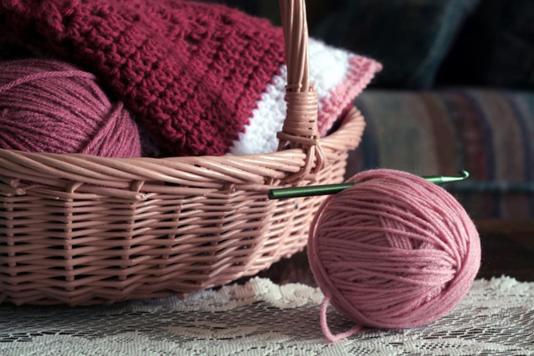 Картинки и крючок для вязания